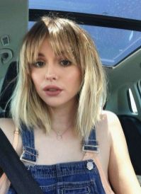 40 Bangs Hairstyles You Need to Try Ideas 39