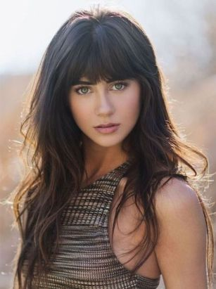 40 Bangs Hairstyles You Need to Try Ideas 46