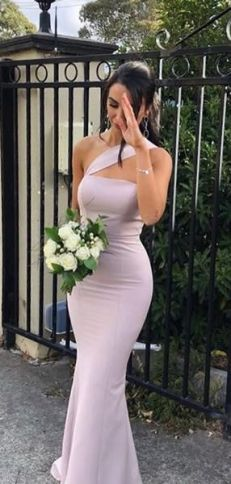 40 Bridesmaid with Mermaid Dresses to Copy Ideas 7