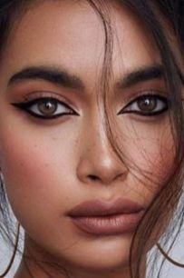 40 Brown Eyes Simple Makeup Ideas 25