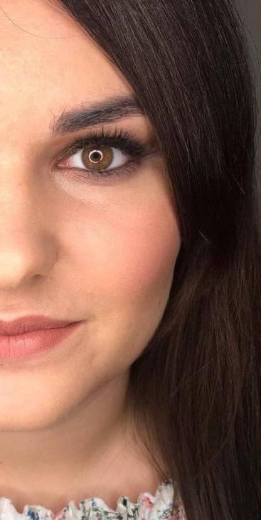 40 Brown Eyes Simple Makeup Ideas 30