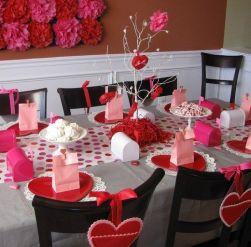 40 Chic Valentine Party Decoration Ideas 11