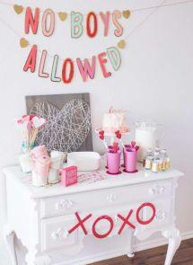 40 Chic Valentine Party Decoration Ideas 14