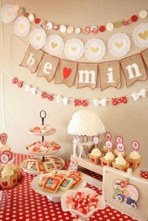 40 Chic Valentine Party Decoration Ideas 2