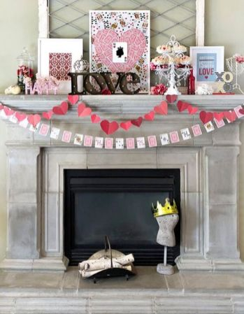 40 Chic Valentine Party Decoration Ideas 3