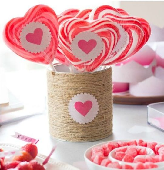 40 Chic Valentine Party Decoration Ideas 33