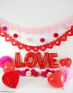 40 Chic Valentine Party Decoration Ideas 38