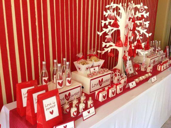 40 Chic Valentine Party Decoration Ideas 4