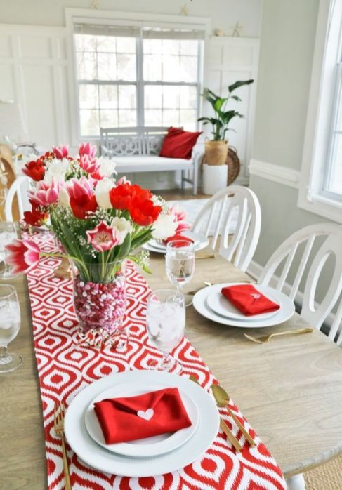40 Chic Valentine Party Decoration Ideas 9