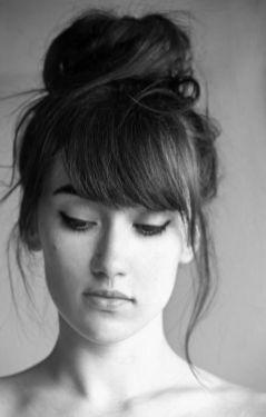 40 High Messy Bun Hairstyles Ideas 11