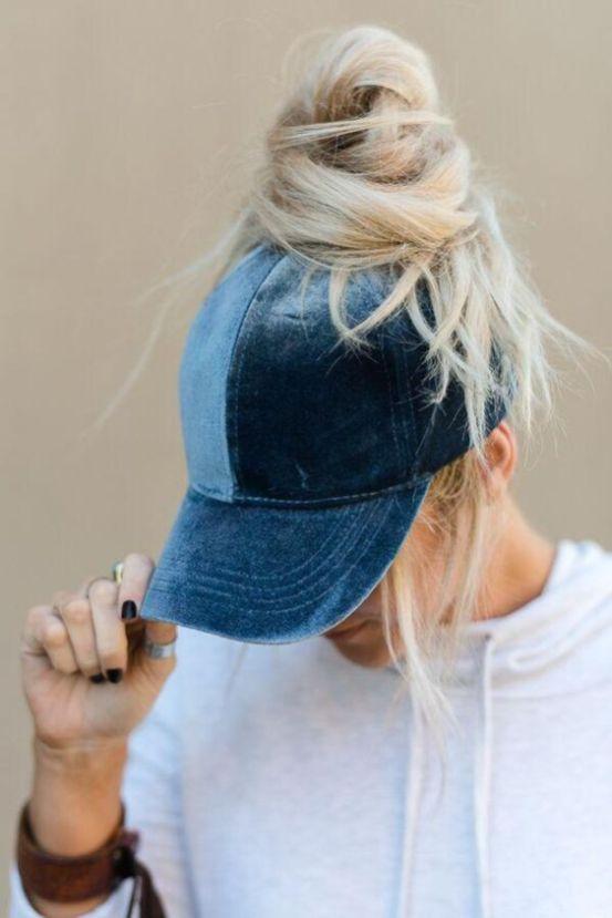 40 High Messy Bun Hairstyles Ideas 20