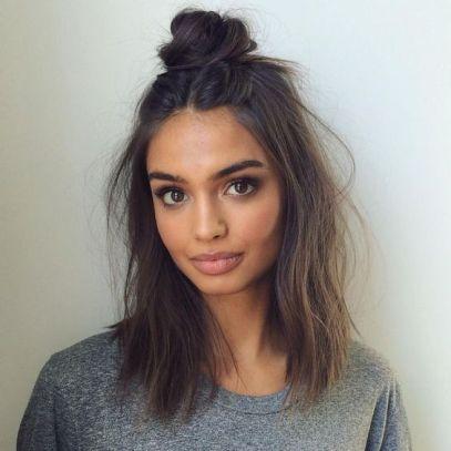 40 High Messy Bun Hairstyles Ideas 39