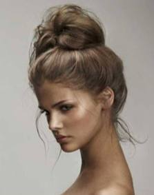 40 High Messy Bun Hairstyles Ideas 4