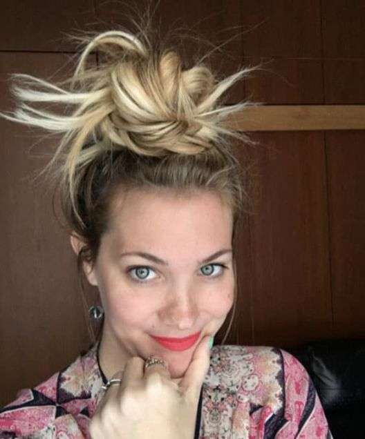 40 High Messy Bun Hairstyles Ideas 42