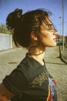 40 High Messy Bun Hairstyles Ideas 5