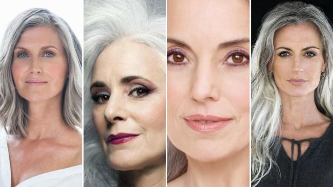 40 Makeup for Women Over 50 Ideas