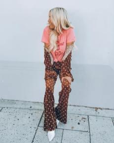 40 Pink T Shirt Street Styles Ideas 33