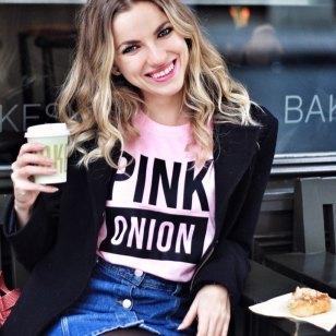 40 Pink T Shirt Street Styles Ideas 41