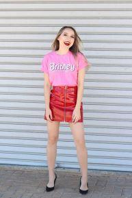 40 Pink T Shirt Street Styles Ideas 9