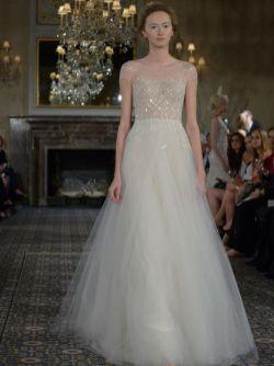40 Shimmering Bridal Dresses Ideas 16