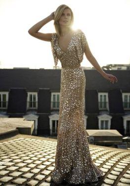 40 Shimmering Bridal Dresses Ideas 2