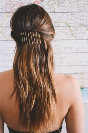 40 Simple Hairpins Ideas 10
