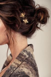 40 Simple Hairpins Ideas 13