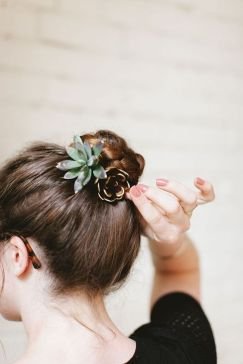 40 Simple Hairpins Ideas 3