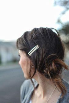 40 Simple Hairpins Ideas 34