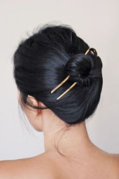 40 Simple Hairpins Ideas 5