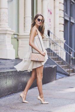 40 Stylish Asymmetric Dress Ideas 14