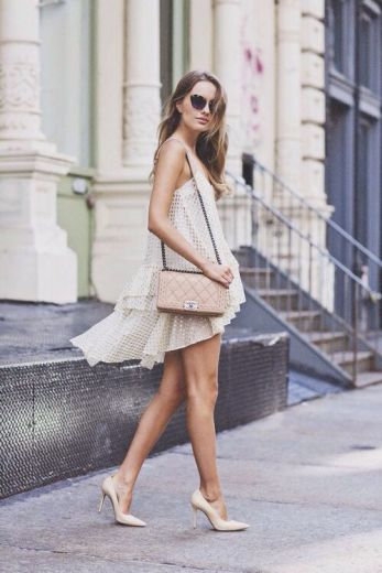 40 Stylish Asymmetric Dress Ideas 14