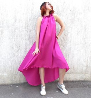40 Stylish Asymmetric Dress Ideas 22