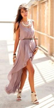 40 Stylish Asymmetric Dress Ideas 24