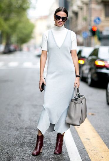 40 Stylish Asymmetric Dress Ideas 34