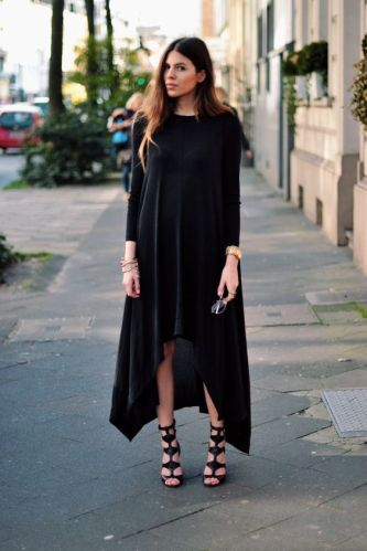40 Stylish Asymmetric Dress Ideas 36