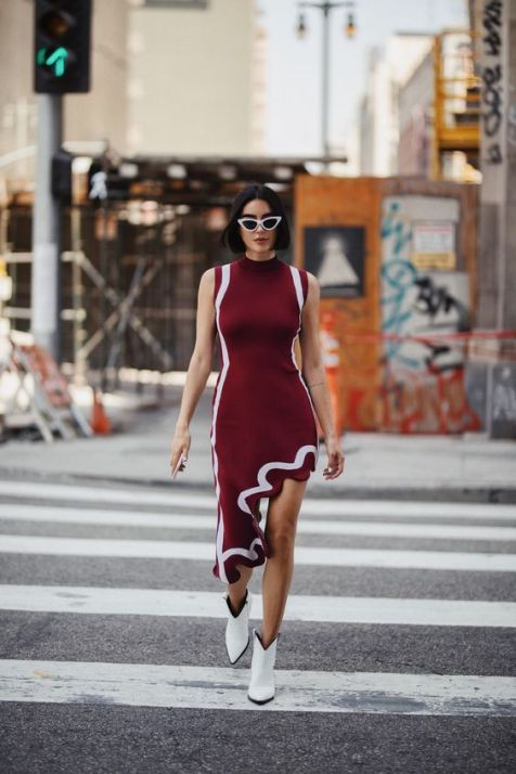 40 Stylish Asymmetric Dress Ideas 45