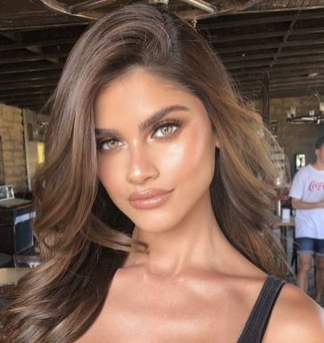 40 Summer Makeup Look Ideas 13