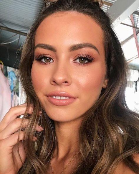 40 Summer Makeup Look Ideas 2