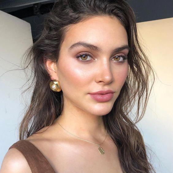 40 Summer Makeup Look Ideas 25