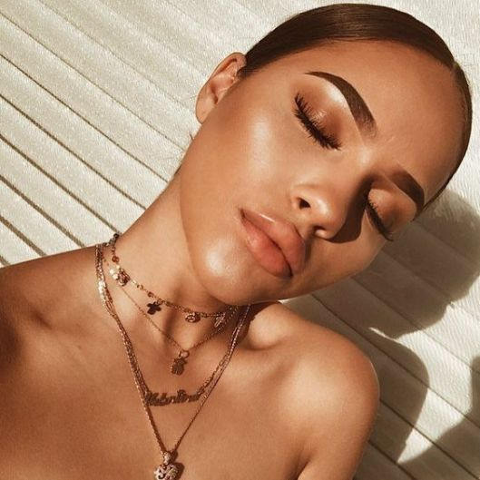 40 Summer Makeup Look Ideas 41
