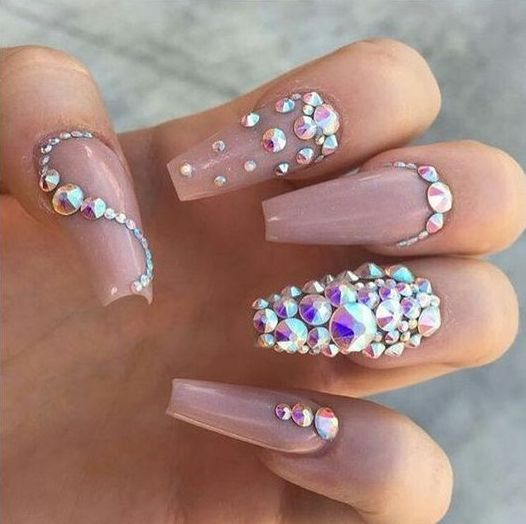 40 Unique 3D Nails Designs Ideas 1