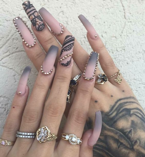 40 Unique 3D Nails Designs Ideas 29