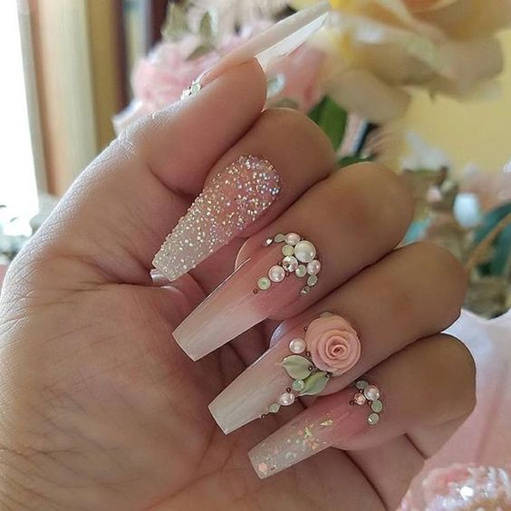 40 Unique 3D Nails Designs Ideas 3