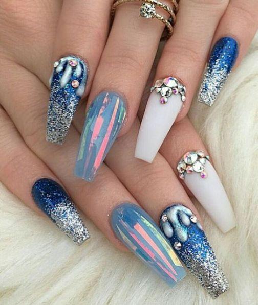 40 Unique 3D Nails Designs Ideas 30