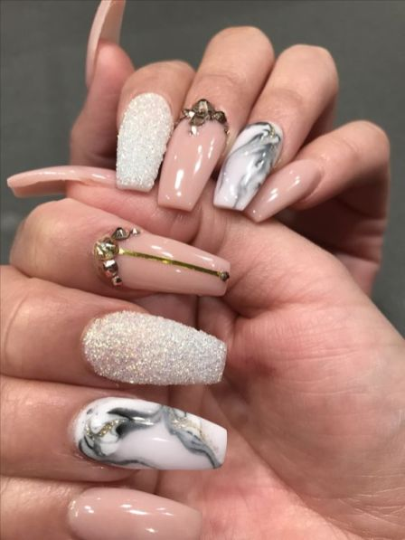 40 Unique 3D Nails Designs Ideas 31