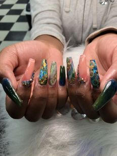 40 Unique 3D Nails Designs Ideas 38