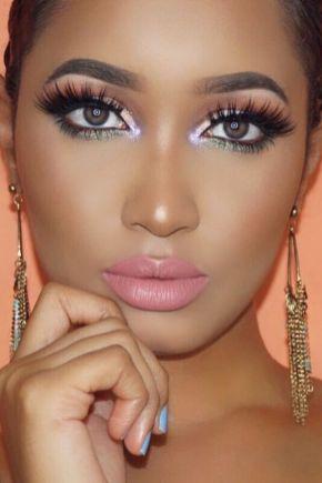 40 Ways to Wear Pink Lipstick Ideas 13