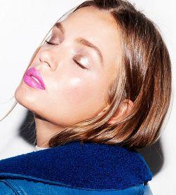 40 Ways to Wear Pink Lipstick Ideas 21