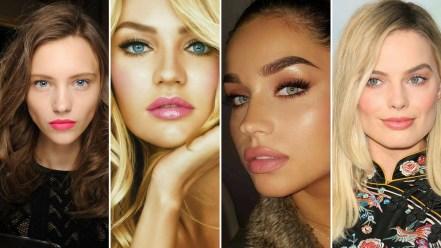 40 Ways to Wear Pink Lipstick Ideas